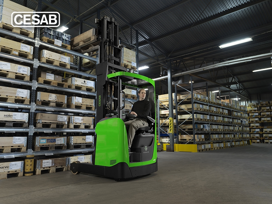 Подемно-транспортна техника CESAB