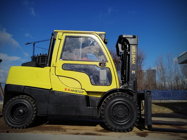 Мотокар Hyster H5.5FT