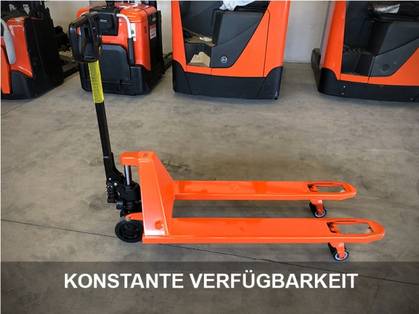 BT Handhubwagen LHM230 Quick pump
