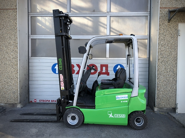 Electric truck CESAB B418